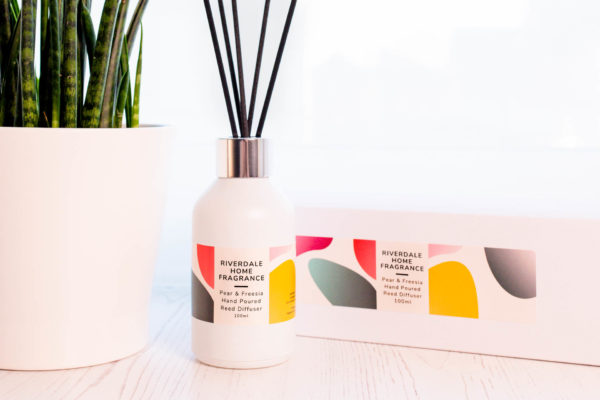 Pear and Freesia Diffuser with box