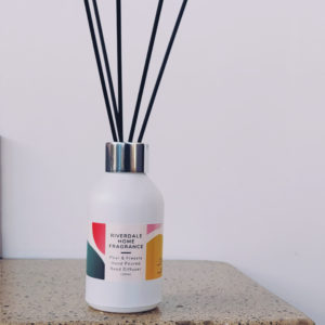 Image of Pear and Freesia Reed Diffuser