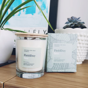Sea Scented Candle from Field Day